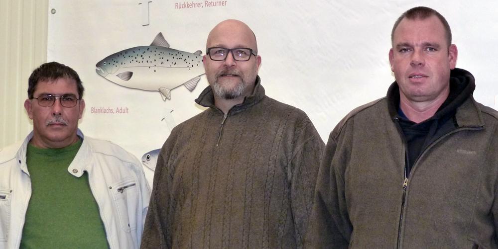 Mitarbeiter Lachszentrum Hasper Talsperre