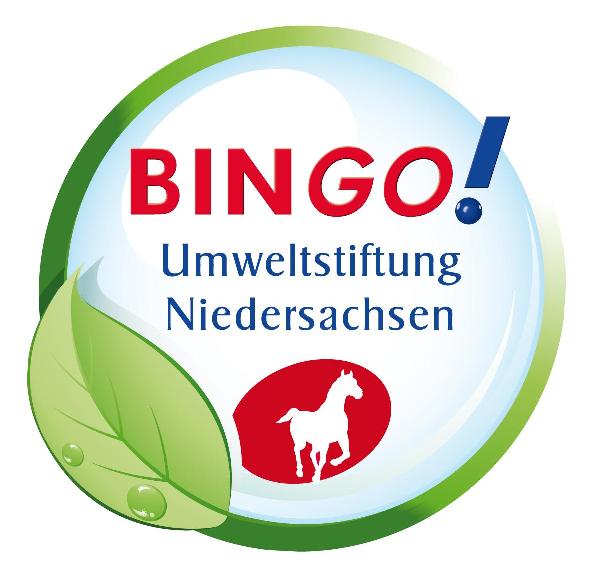 Logo Umweltstiftung Niedersachsen Bingo