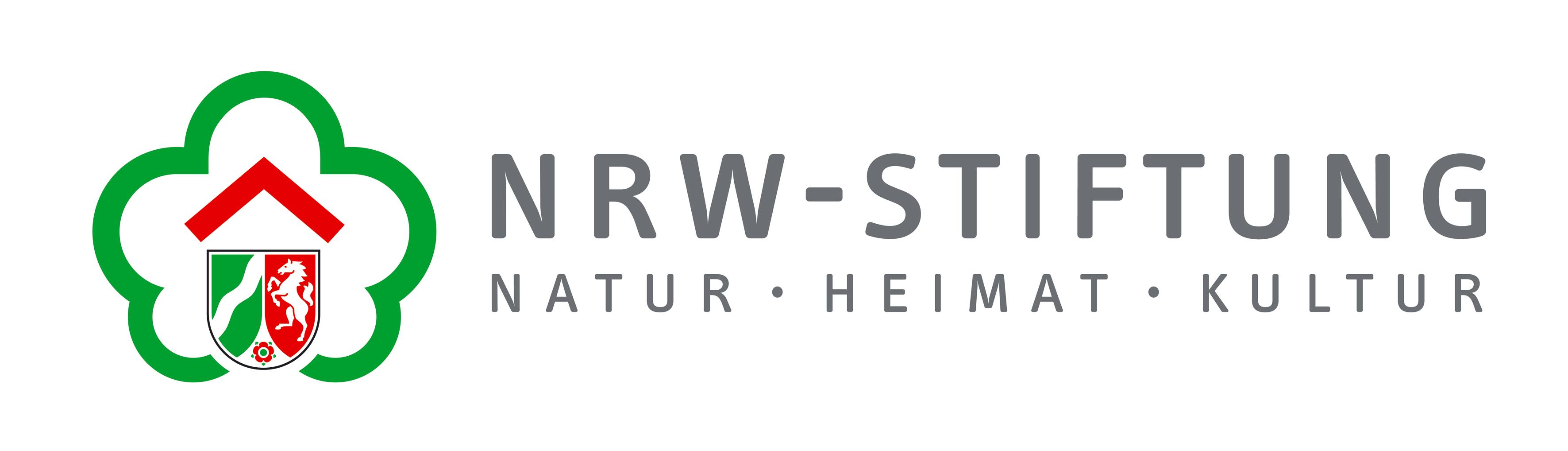 Logo NRW Stiftung