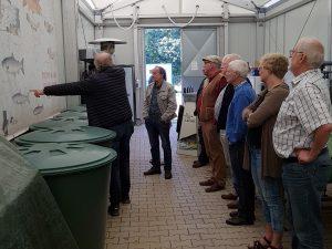BUND NRW Arbeitskreis Wasser am Lachszentrum