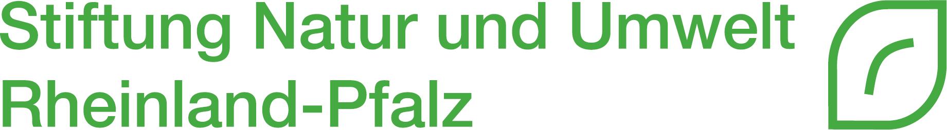 logo Stiftung Natur und Umwelt Rheinland-Pfalz